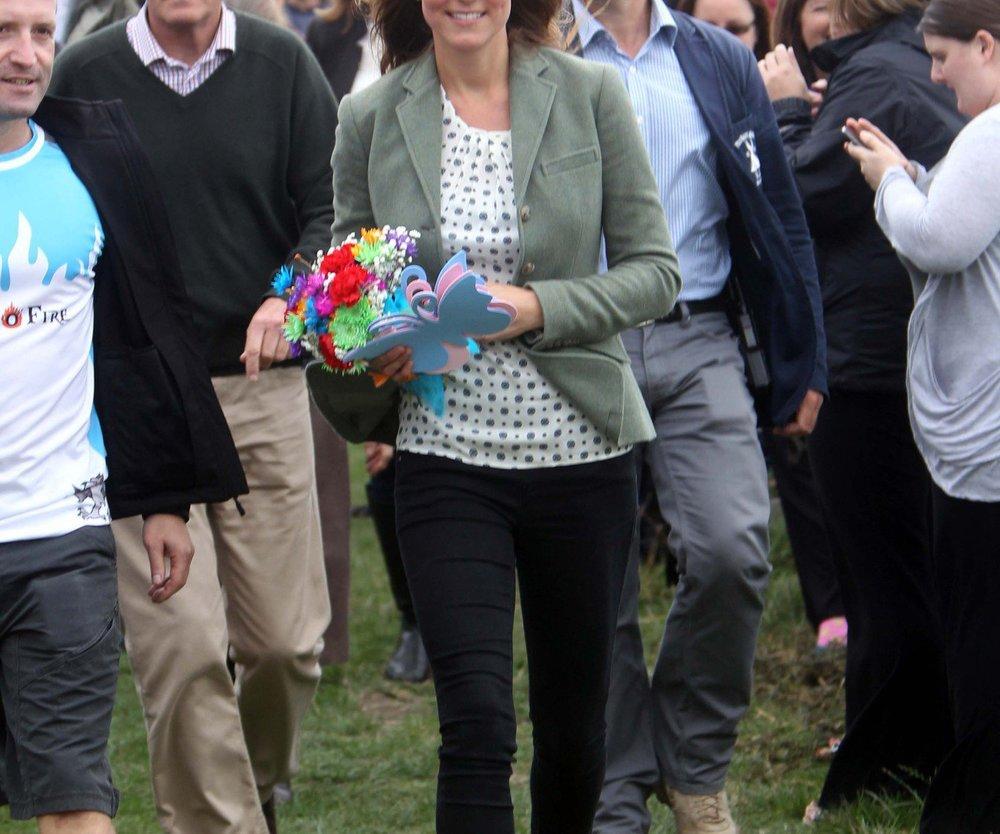 Kate Middleton: Das wahre Geheimnis um ihren Gewichtsverlust