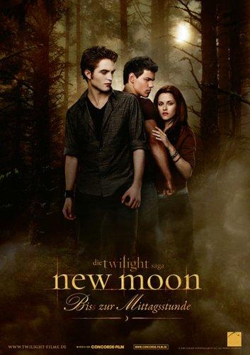 Filmplakat New Moon