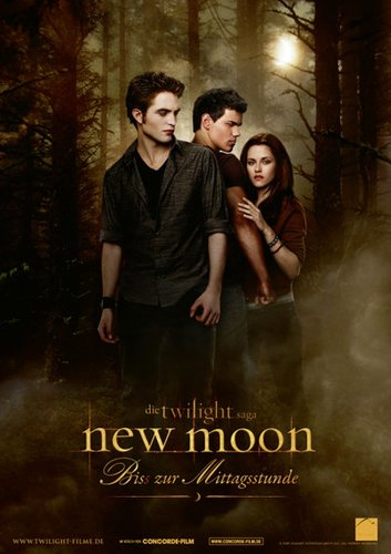Filmplakat New Moon