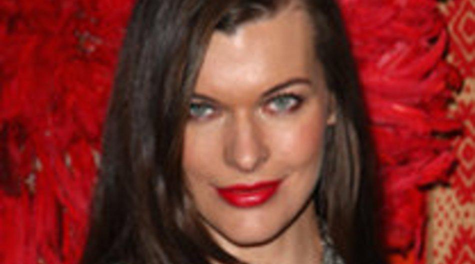 Milla Jovovich hat wieder geheiratet