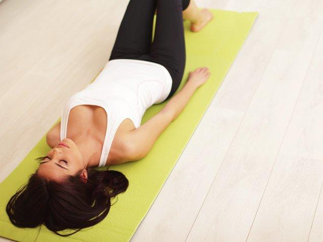 Autogenes Training führt Entspannung herbei