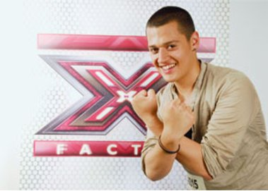 X Factor: Marlon Bertzbach