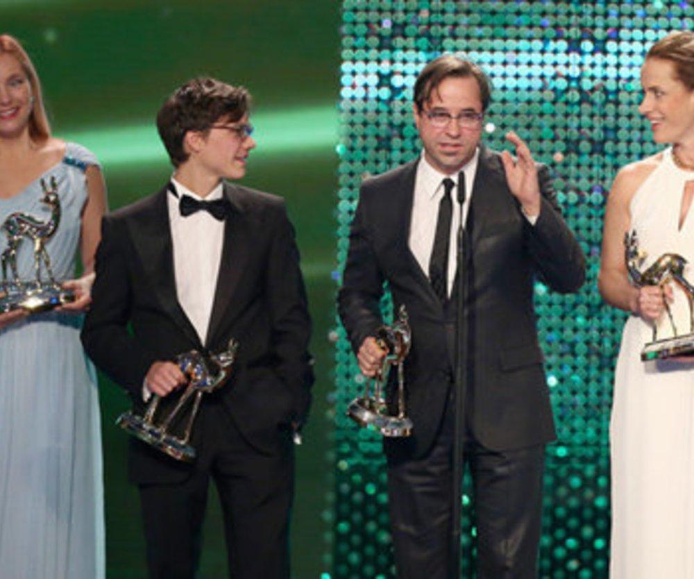 Bambi Verleihung 2012 - alle Highlights