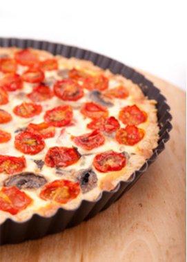 Leckere Rezepte für Tomatenquiche