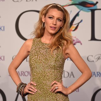 Blake Lively attends the 2014 Council of Designers of America Awards (CFDA)at Alice Tully Hall at the Lincoln Center June 2, 2014 in New York City. AFP PHOTO / Timothy A. CLARY (Photo credit should read TIMOTHY A. CLARY/AFP/Getty Images)