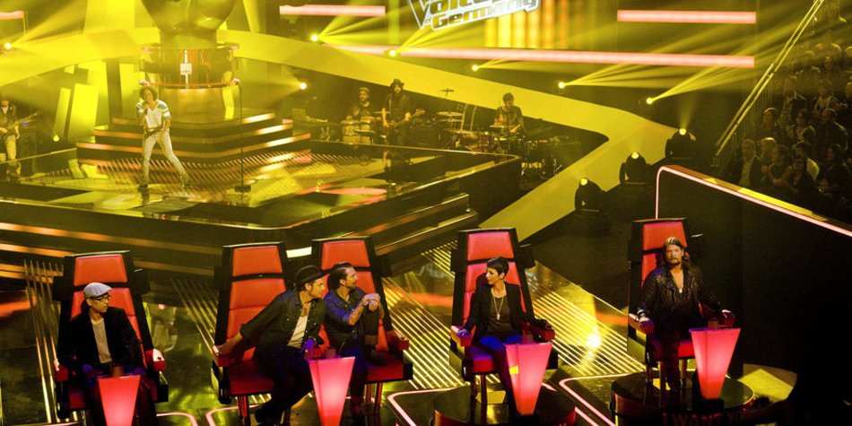 The Voice of Germany: Facebook-Wettkampf