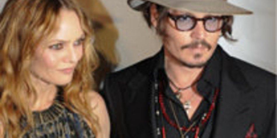Johnny Depp und Vanessa Paradis: Erfolgsrezept für die Liebe