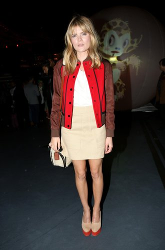 Emma Greenwell bei einer Cocktailparty in Beverly Hills