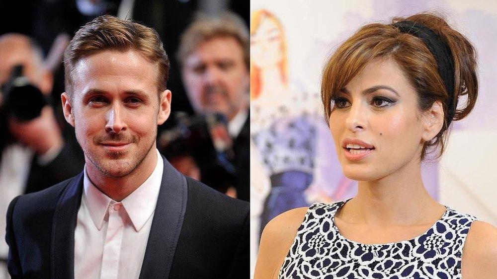 Ryan Gosling und Eva Mendes: Erstes Date ohne Baby