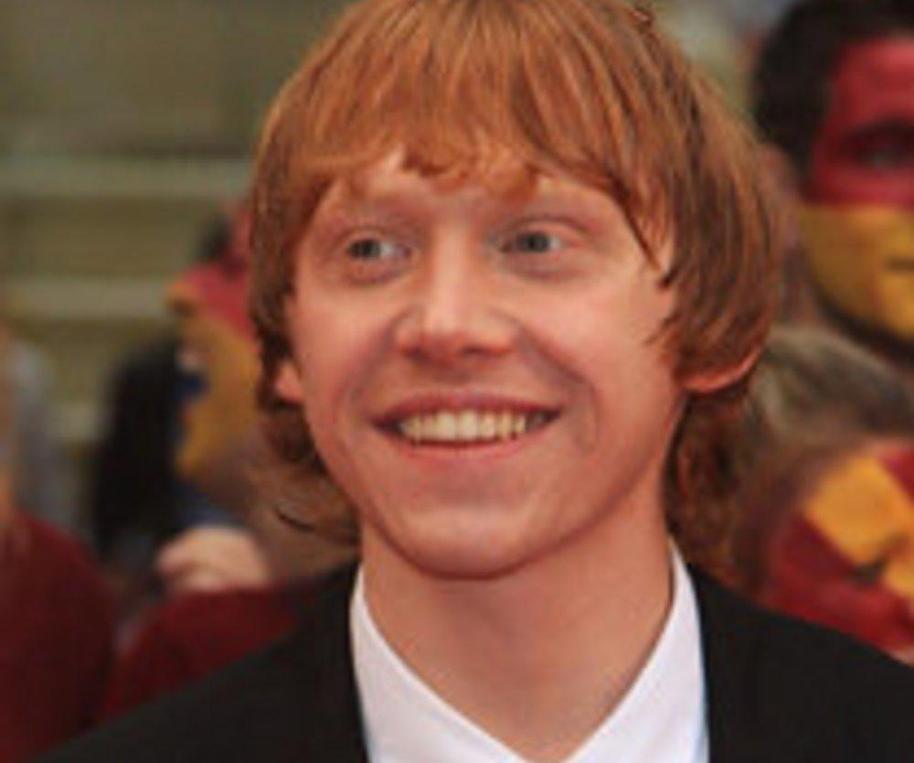 Harry Potter: Rupert Grint trauert