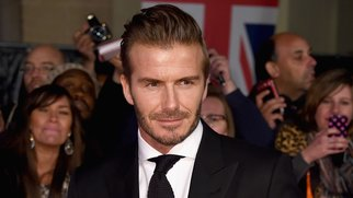 LONDON, ENGLAND - SEPTEMBER 28:  David Beckham attends the Pride of Britain awards at The Grosvenor House Hotel on September 28, 2015 in London, England.  (Photo by Gareth Cattermole/Getty Images)