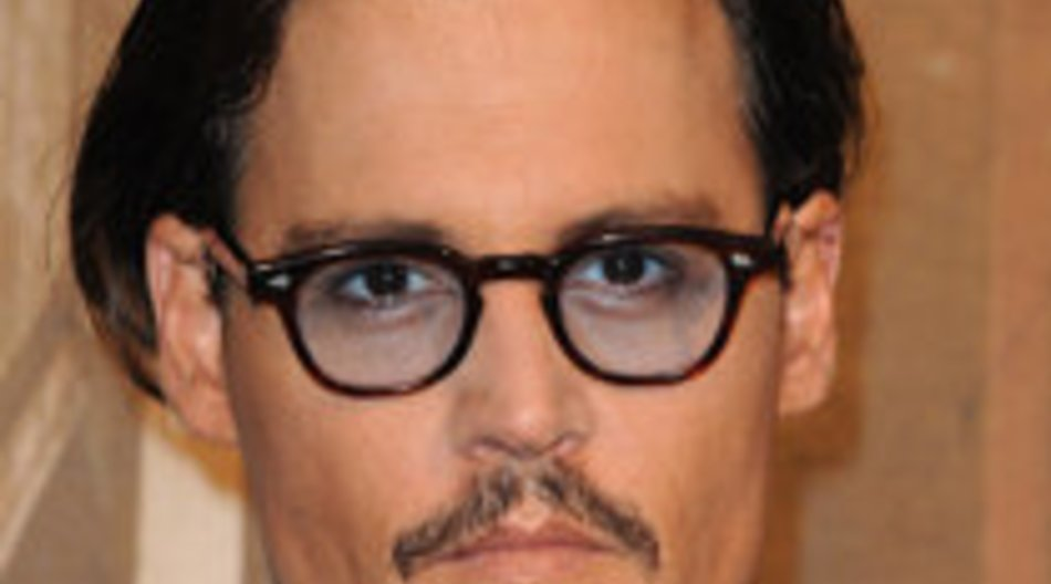 Johnny Depp besucht Krankenhaus