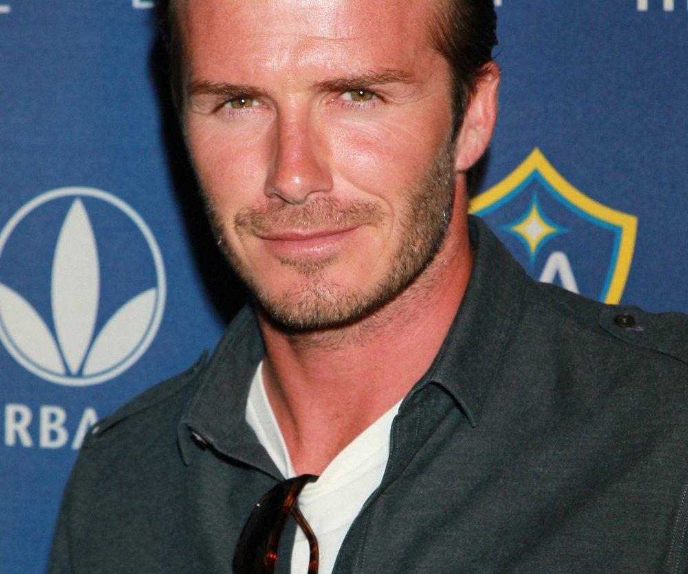 David Beckham besucht Kinderkrankenhaus