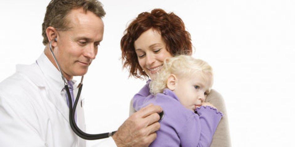 Impfungen bei Kindern