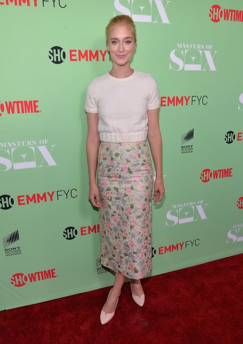 Caitlin Fitzgerald in Hollywood