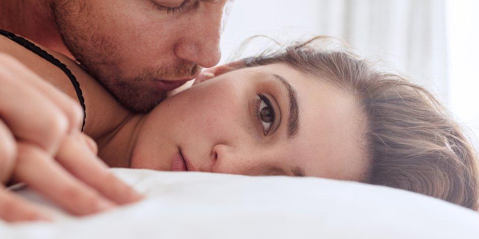 zu feucht beim sex
