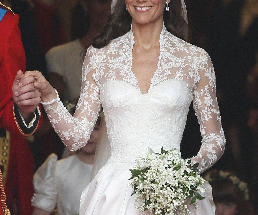 Kate Middleton: Brautkleid hatte persönliche Details!