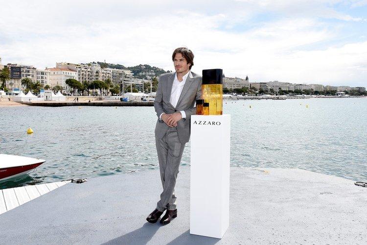Ian Somerhalder besucht Cannes zum jährlichen Filmfestival