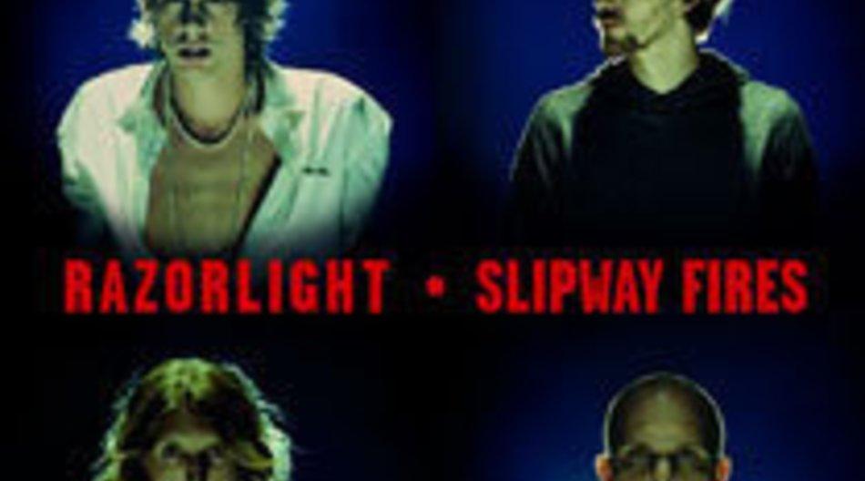 Razorlight – Slipway Fires