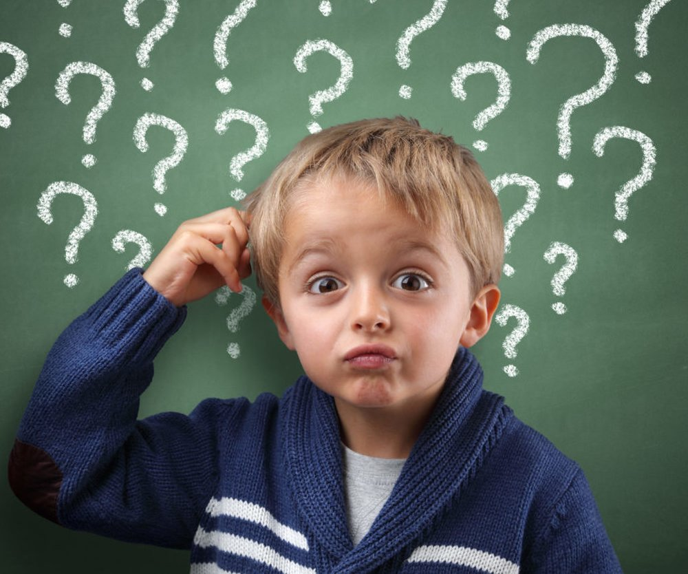 Kinderfragen