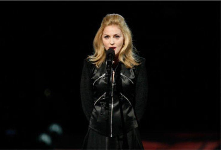 Madonna ist Popqueen