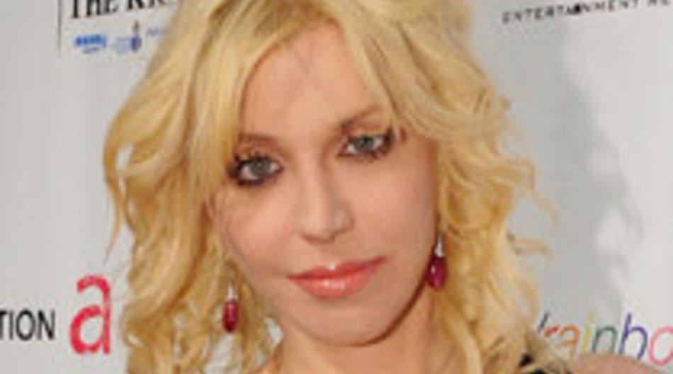 Courtney Love gibt ihre Tochter frei
