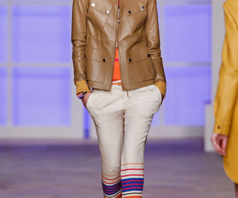 New York Fashion Week 2012: Tommy Hilfiger