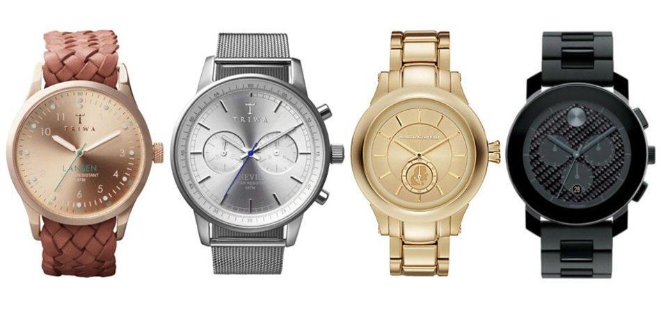 Uhren im Partnerlook