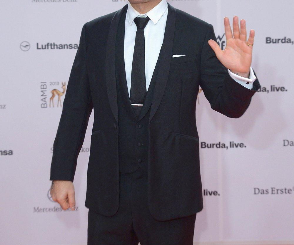 Robbie Williams ließ sich für seine Tochter tätowieren
