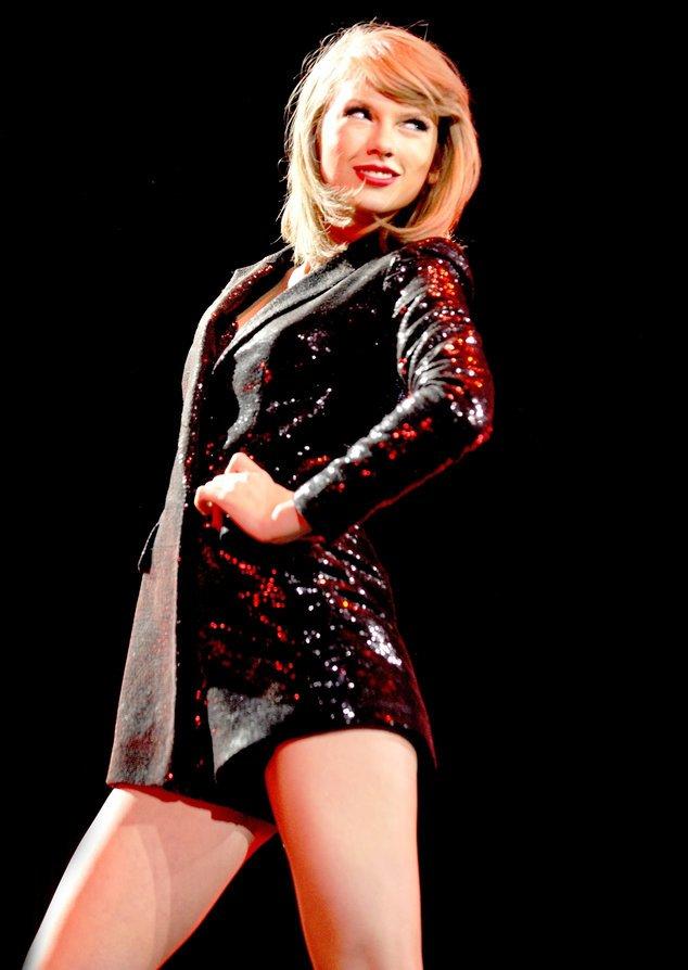 Taylor Swift auf Tour in Manchester