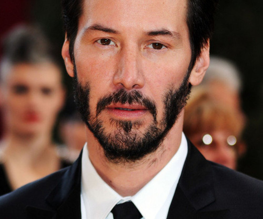 Keanu Reeves in Göttingen gesichtet