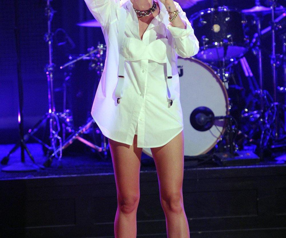Miley Cyrus bereitet ihren Freunden Sorgen