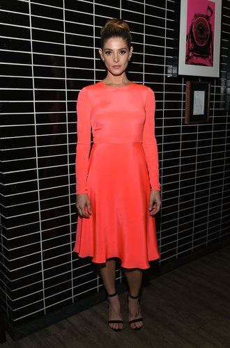 Ashley Greene: Leuchtfarbe