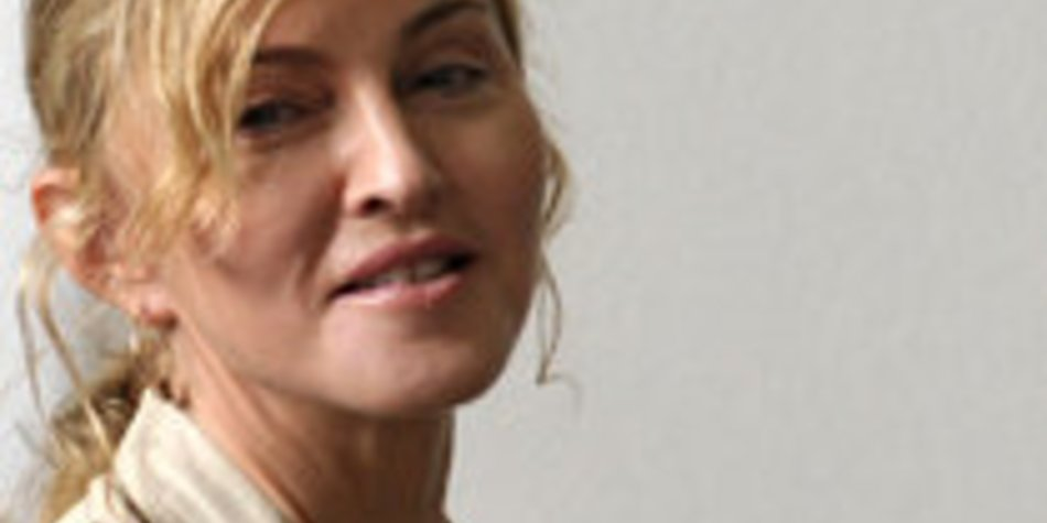 Madonna mit neuem Film