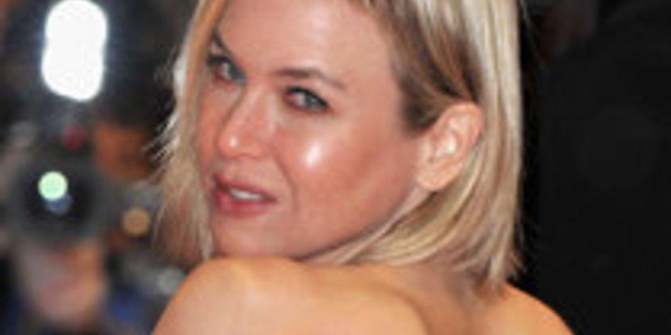 Renée Zellweger: Mehr Rundungen geplant?