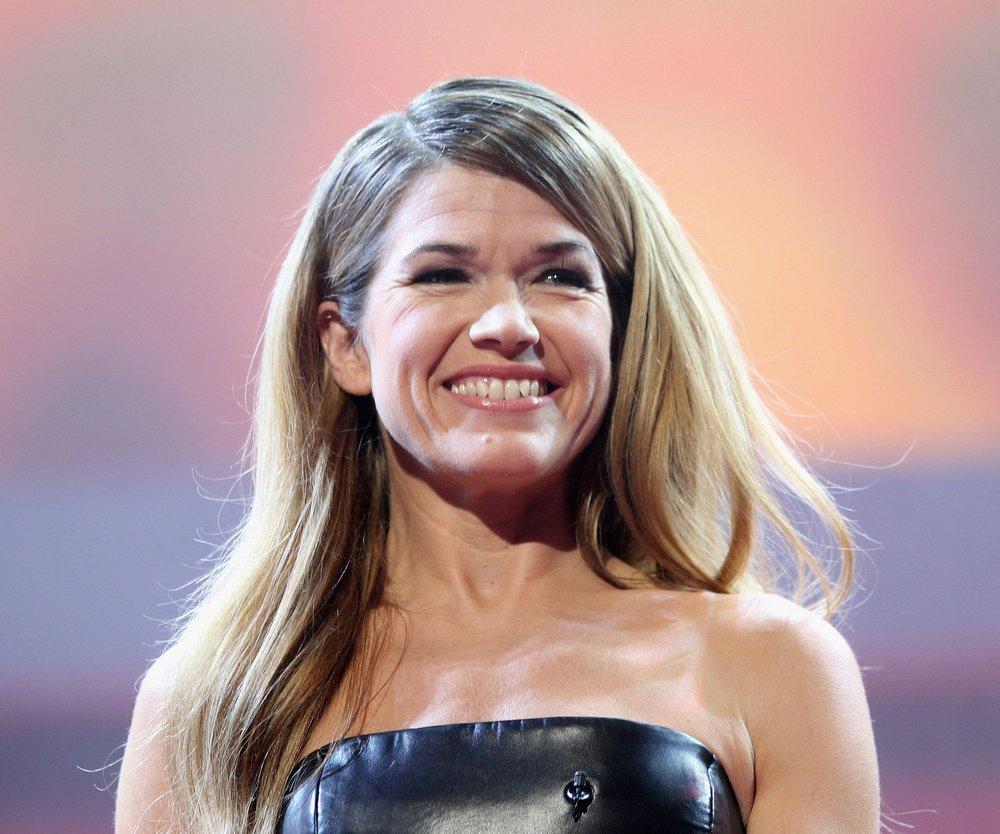 Anke Engelke als ESC-Heldin