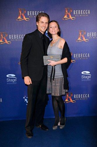 Alexander Klaws und Ina Trabesinger.