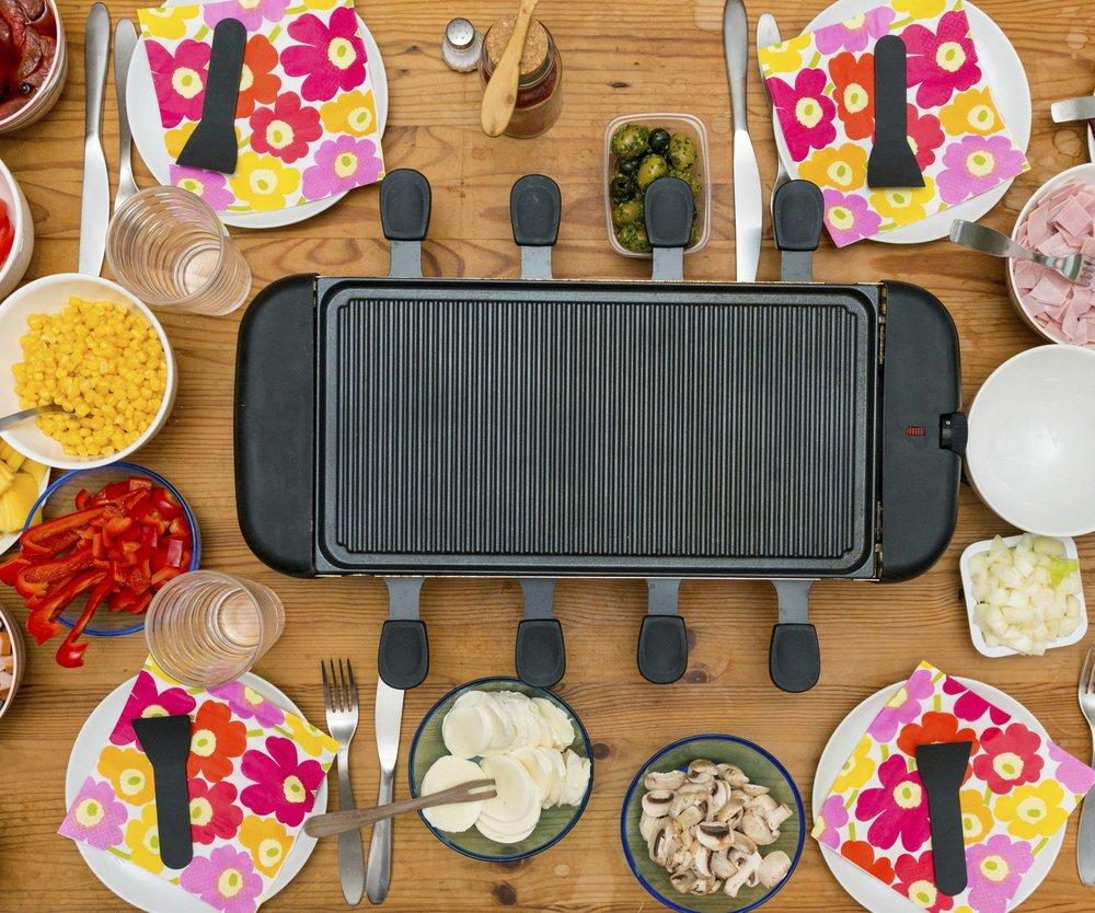 Raclette: Mit geschmolzenem Käse ins Genussglück!