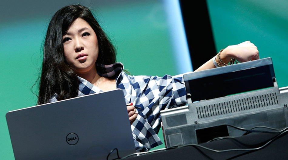 Harvard-Absolventin Grace Choi
