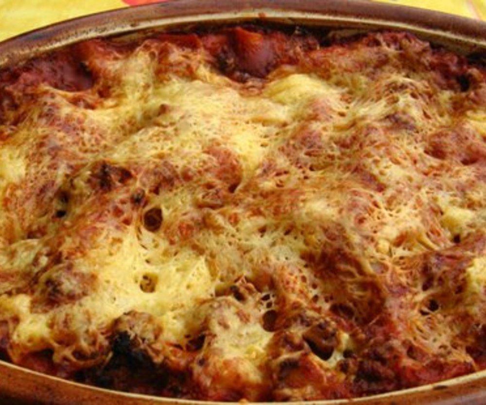 Bolognese Lasagne