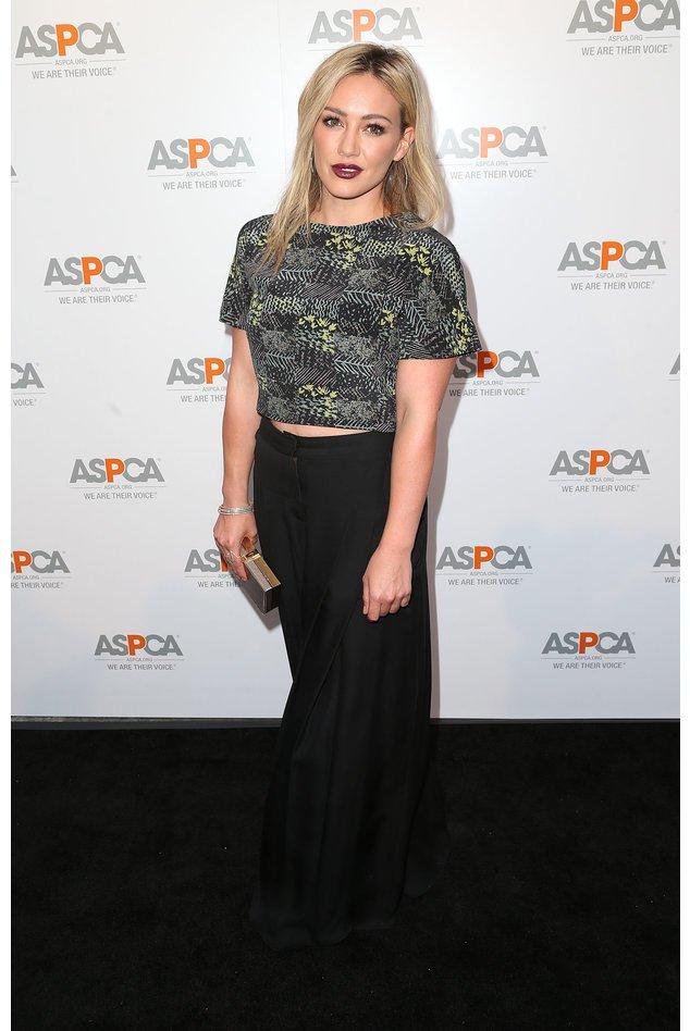 Hilary Duff bei einem Event