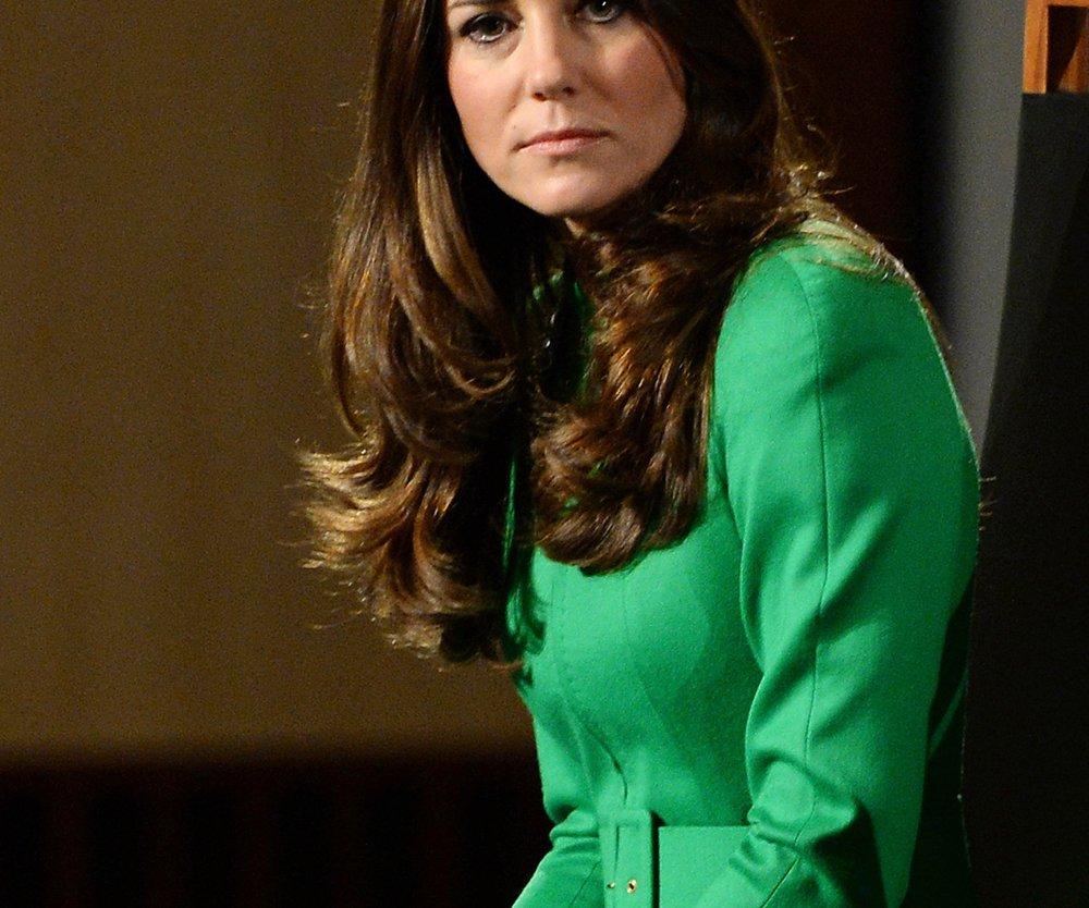 Kate Middleton flieht aus der Öffentlichkeit