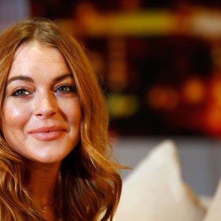 Lindsay Lohan feiert die Nächte durch