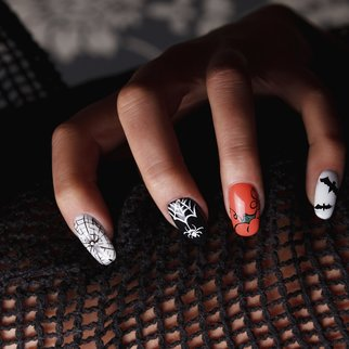 Special nails for Halloween