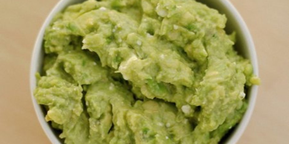 Guacamole vegan