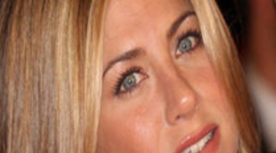 Aniston: Glücklich!