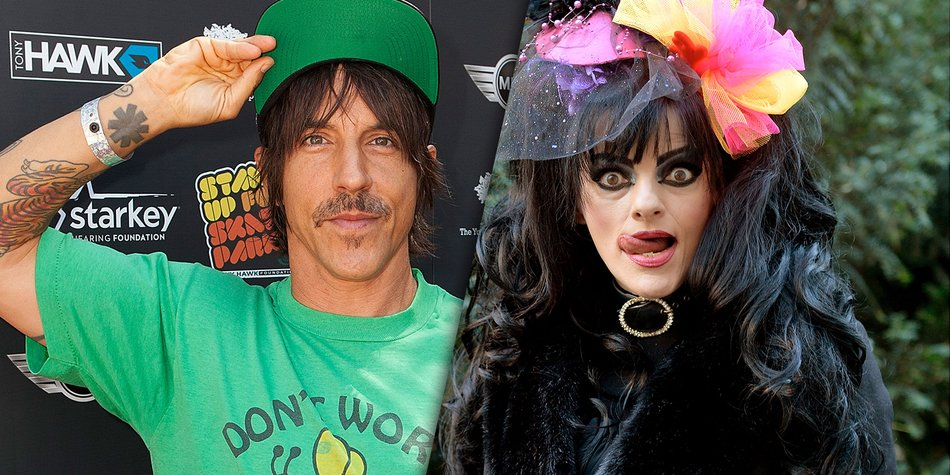 An Nina Hagen denkt Anthony Kiedis gerne zurück