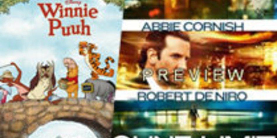 Filmstarts der Woche: Ein Alien, Ein Bär und ein Autor