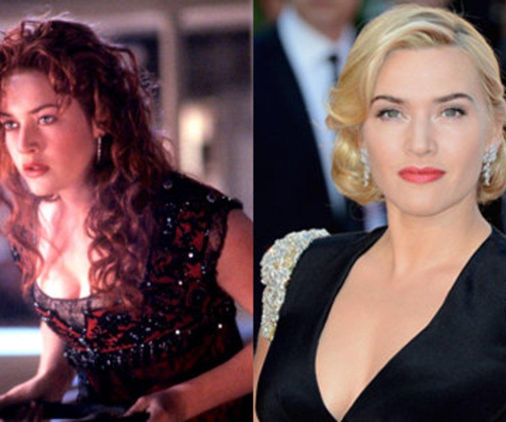 Kate Winslet zieht Vergleiche