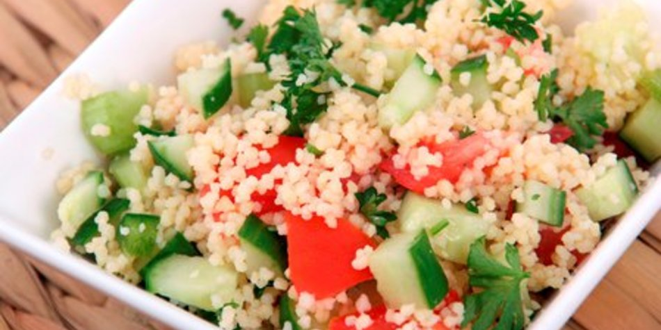 Türkischer Couscous Salat